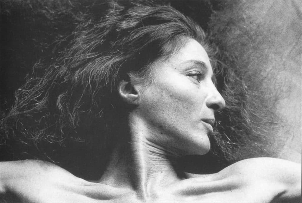 Marcela san pedro est une danseuse choregraphe du spectacle Yallah.